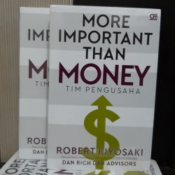 More Important Than Money:...