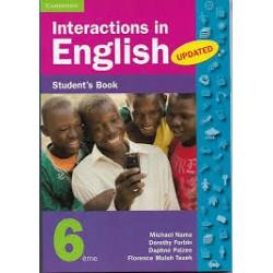 Livre Interactions In...