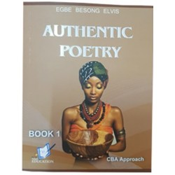 AUTHENTIC POETRY (BOOK 1) |...