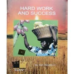HARD WORK AND SUCCESS...