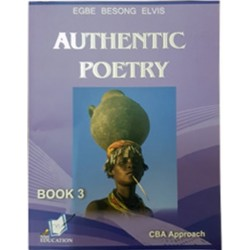 AUTHENTIC POETRY (BOOK 3) |...