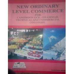 NEW ORDINARY LEVEL COMMERCE...