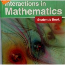 INTERACTIONS IN MATHEMATICS...