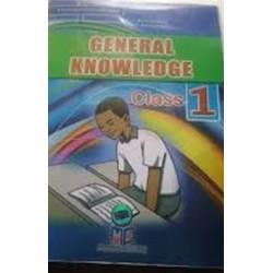 GENERAL KNOWLEDGE   PRIMARY...