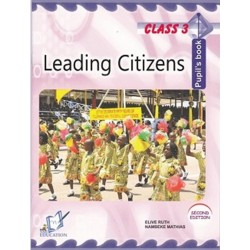 LEADING CITIZENS | PRIMARY...