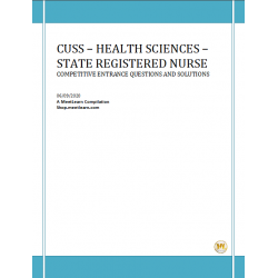 CUSS - Health Science -...
