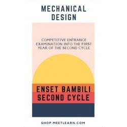 Mechanical Design - ENSET...