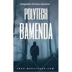 Polytech Bamenda | National...