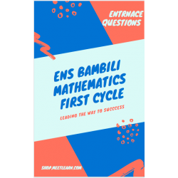 Mathematics - ENS BAMBILI |...