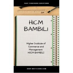 Higher Institute of...