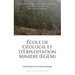 École de Géologie et...