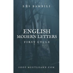 English Modern Letters -...
