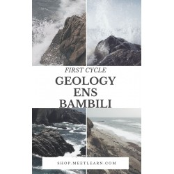 Geology ENS Bambili First...