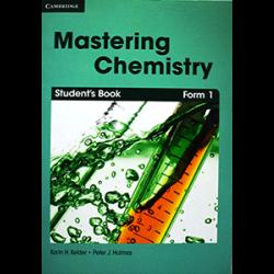 Mastering Chemistry...