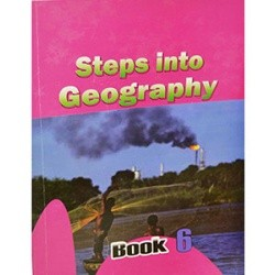 Steps into geography Book 6