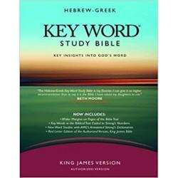 KEY STUDY BIBLE