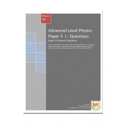 Advanced Level Physics Practicals